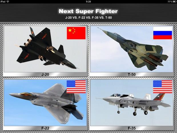 comparison-fighters