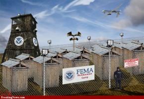 Camp-FEMA