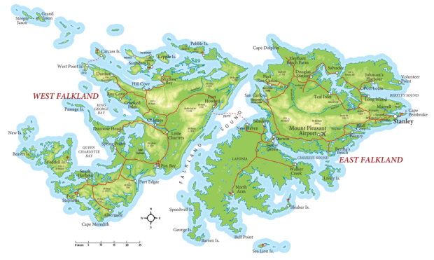 falklandmap