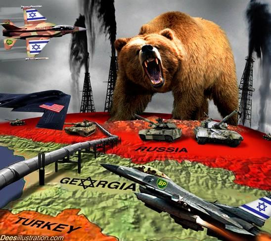 america russia war