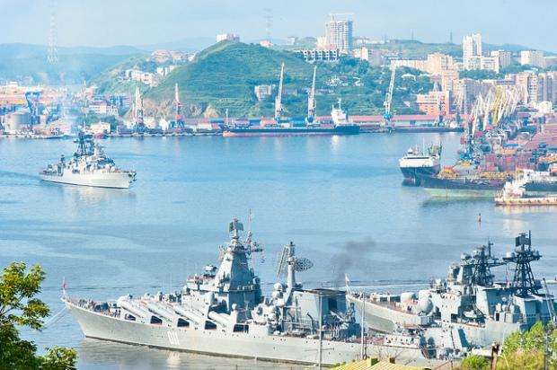 Russian Fleet Pacific