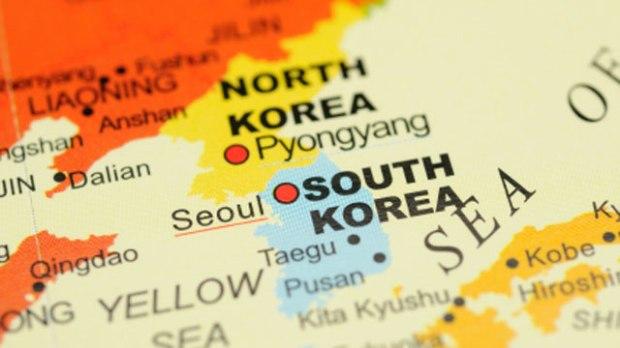 North-Korea--South-Korea