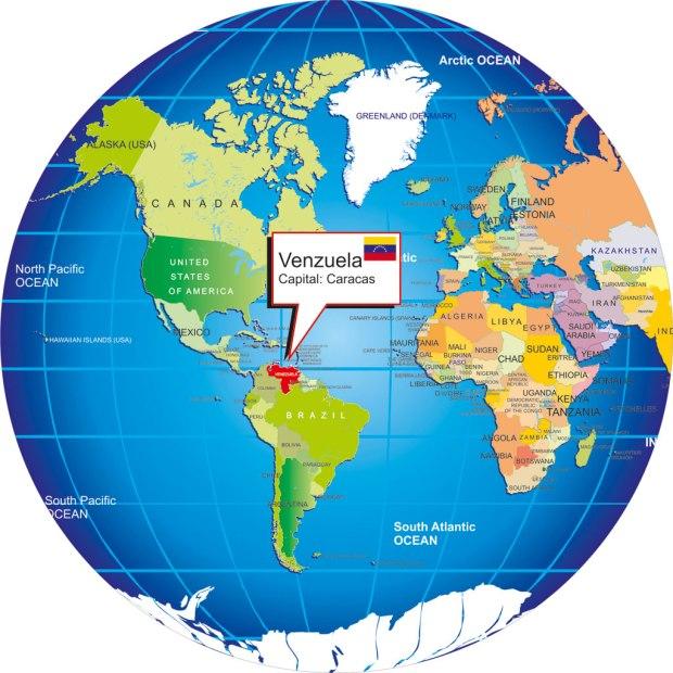 where-is-venezuela