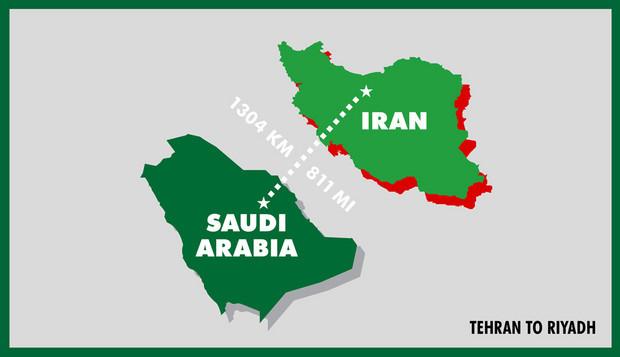 Arabia-ira