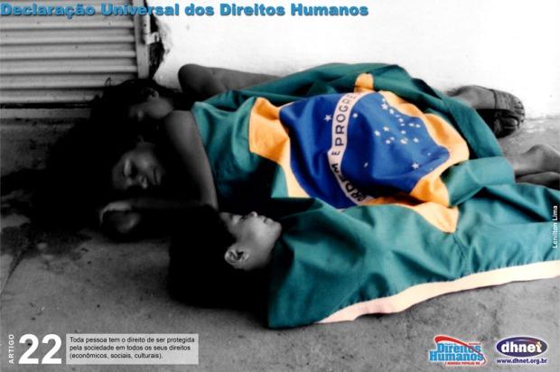 foto direitos humanos