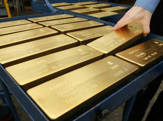 Resultado de imagem para imagem de toneladas de ouro