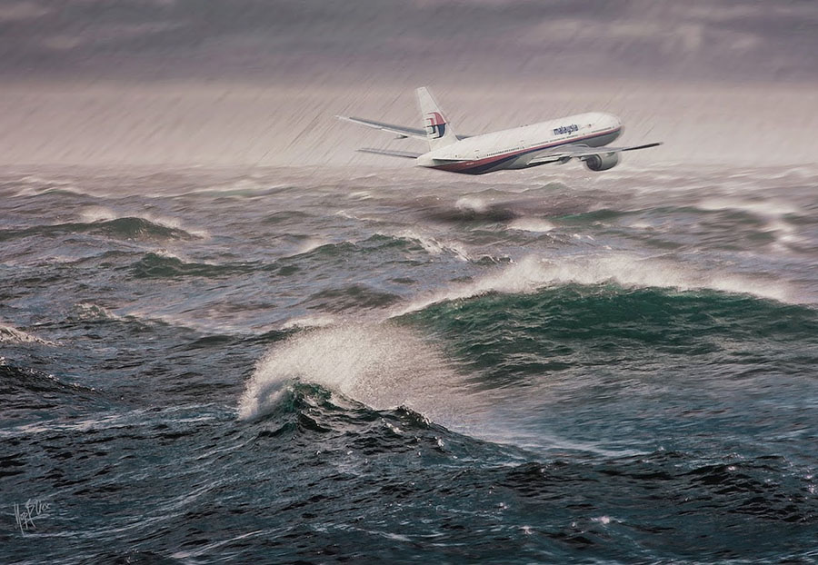 Desaparecimento Do V 244 O 370 Da Malaysian Airlines A