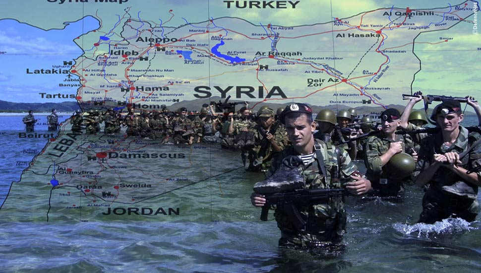 Resultado de imagem para russia na síria