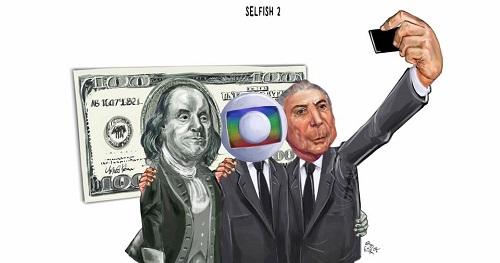 Resultado de imagem para economia, MÍDIA, CORRUPÇÃO E FARSA