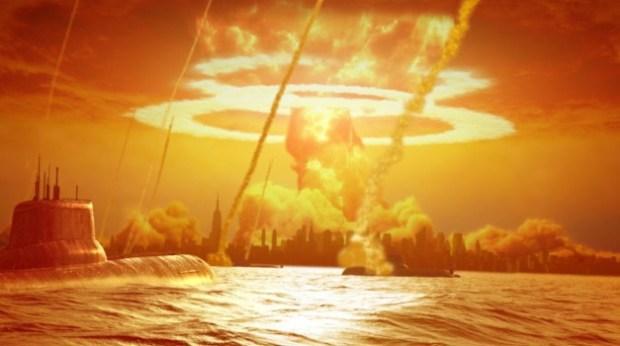 Resultado de imagem para guerra nuclear super fuse