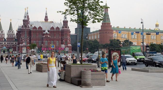 Os russos conhecem a segurança como o principal objetivo da política externa.