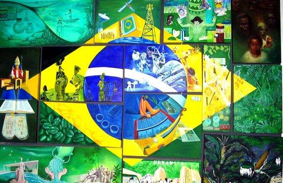 Pedagogia Colonial, CIA e Sistema Globo.