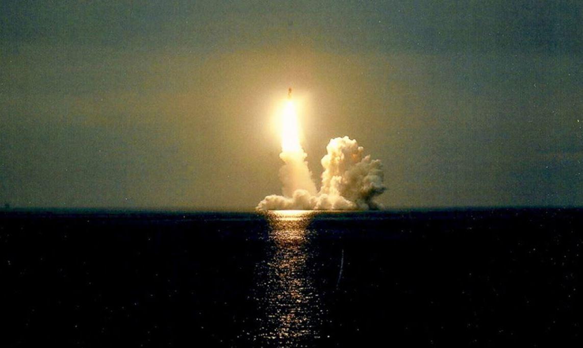 Resultado de imagem para míssil bulava