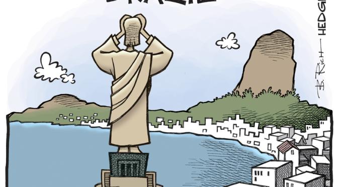 Leituras da História ou pelo Brasil independente. A corrupção desconhecida de um Brasil que você não conhece.