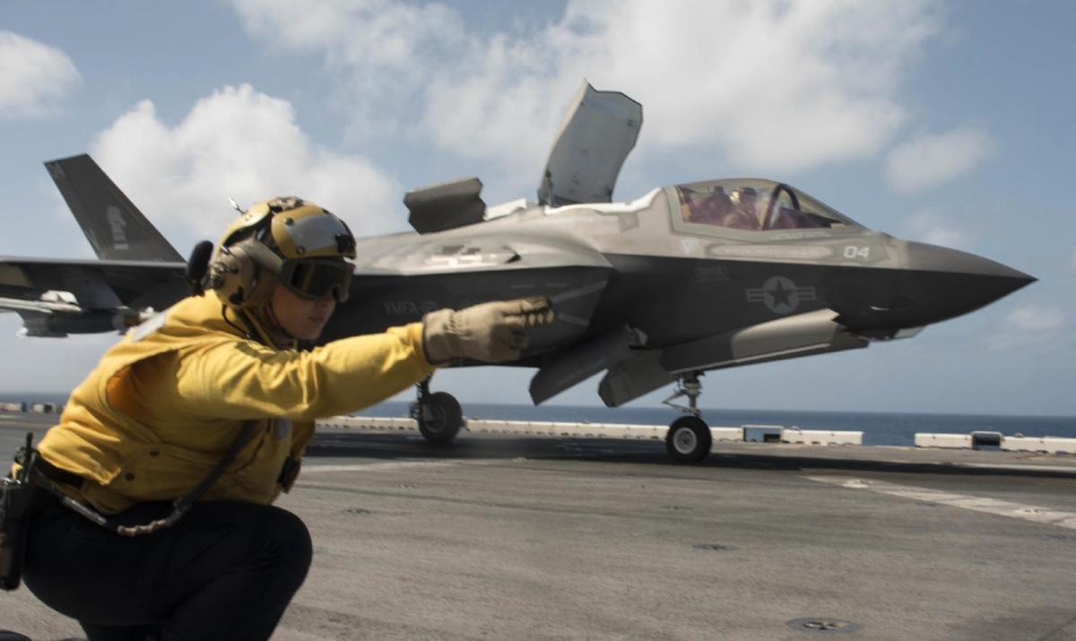 O novo melhor amigo dos F-35: O caça de 6ª geração da Marinha pode ser incrível em tudo.