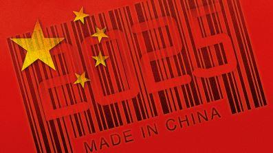 O momento da China.