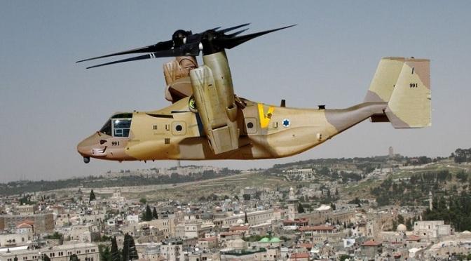 Israel manterá a supremacia militar no Oriente Médio.