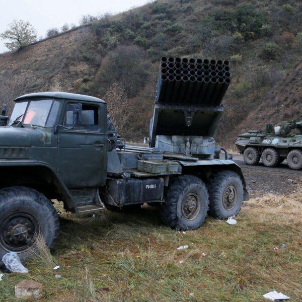Diplomacia russa tira o Cáucaso da beira do desastre.