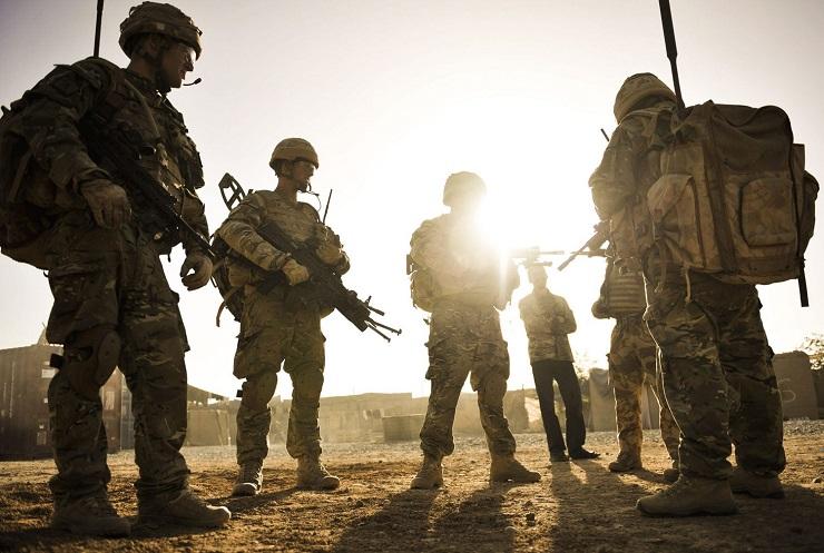 A Grã-Bretanha enfrentará penalidades por seus crimes de guerra?
