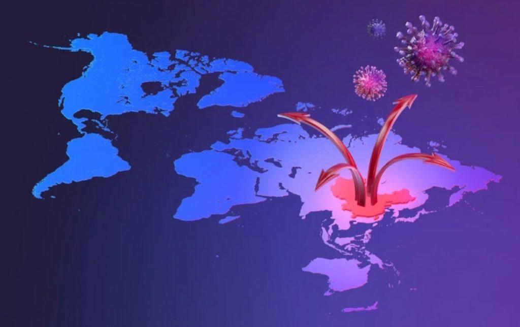 COVID-19: Cada nação por si mesma em meio a sussurros de armas de guerra biológica.