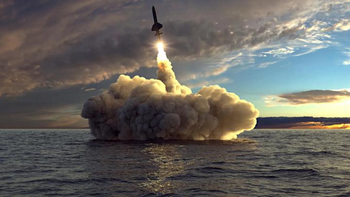 """Uma """"revolução de mísseis de cruzeiro"""" ocorreu na Rússia."""