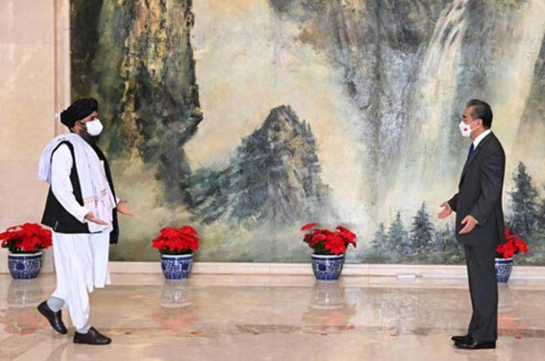 Geopolítica do Oriente: O Talibã não vai explodir a Rota da Seda de Pequim.