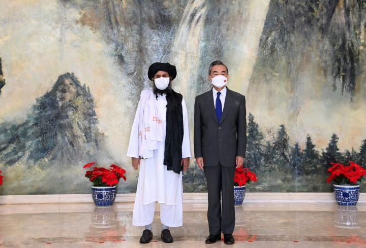 O Tapete Vermelho: A China dá as boas-vindas aos Talibãs e seus recursos de trilhões de dólares.