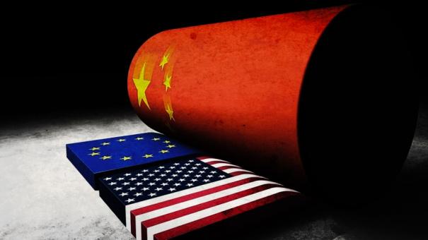 A China unida cresce mais forte. Dividido, o Ocidente cresce mais fraco. Parte 1