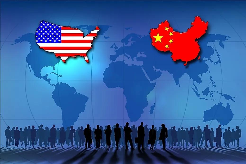 A China unida cresce mais forte. Dividido, o Ocidente cresce mais fraco. Parte 3